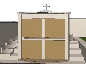 cappella santina