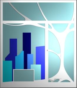 vetrina attività commerciale
